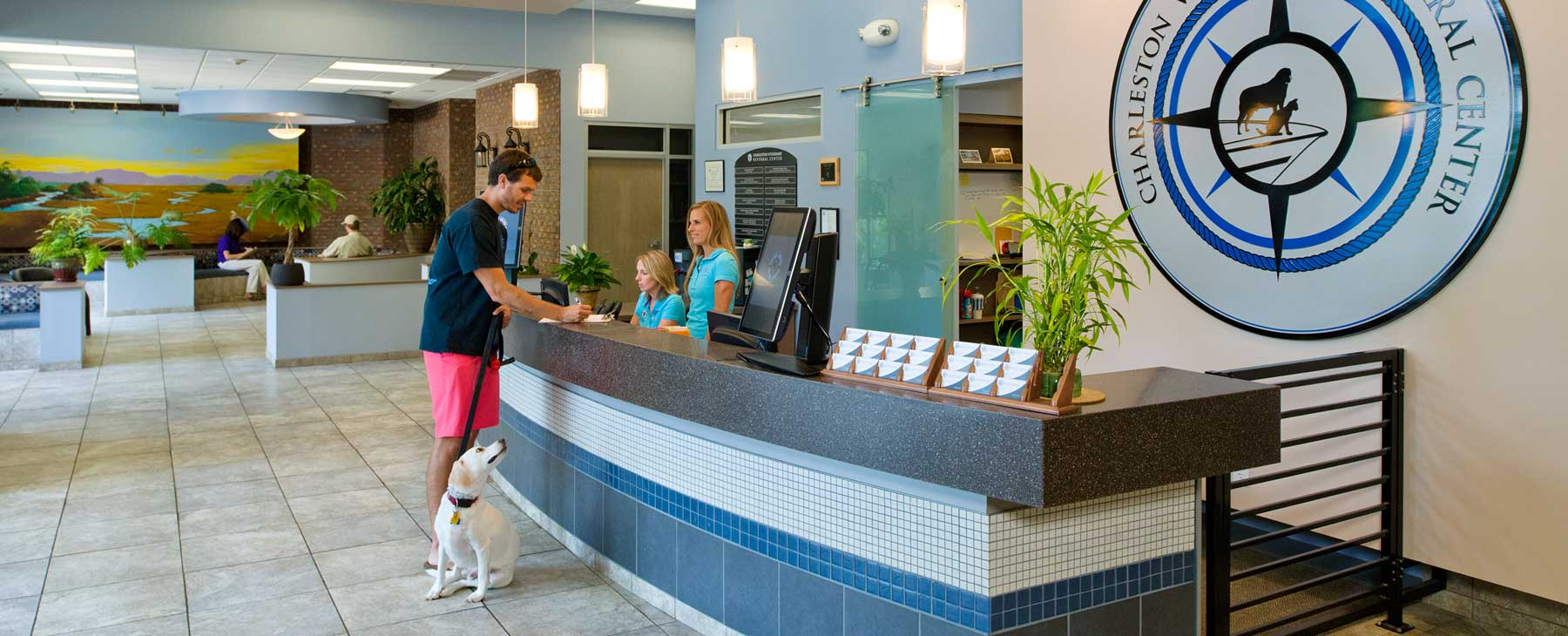 About Charleston Veterinary Referral Center in South Carolina